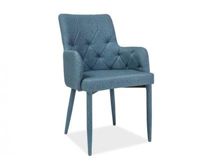 Židle, denim, RICARDO