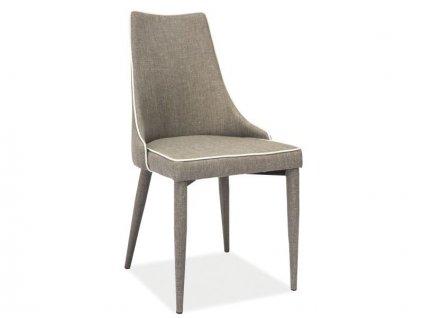 Židle, šedá, SOREN