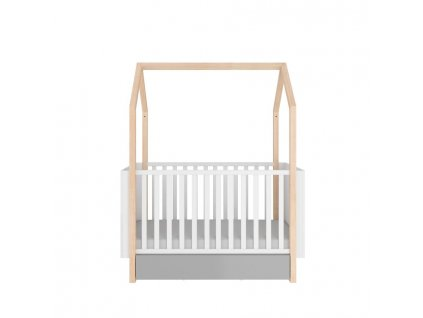 Pinette cot bed 70x140 01