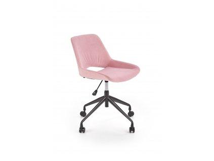 Růžová dětská židle SCORPIO