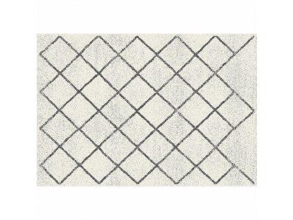 mates typ 2 koberec bezova vzor
