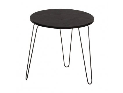 Černý příruční stolek RONIN