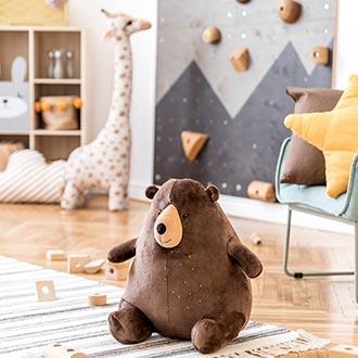 Inšpirácia detská izba