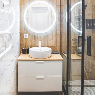Inšpirácia kúpeľňa