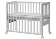 Dětské postýlky k posteli rodičů