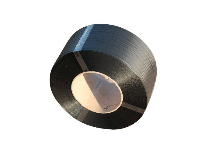 Vázací PP páska 12mm x 0,55mm, D200, 3000m černá