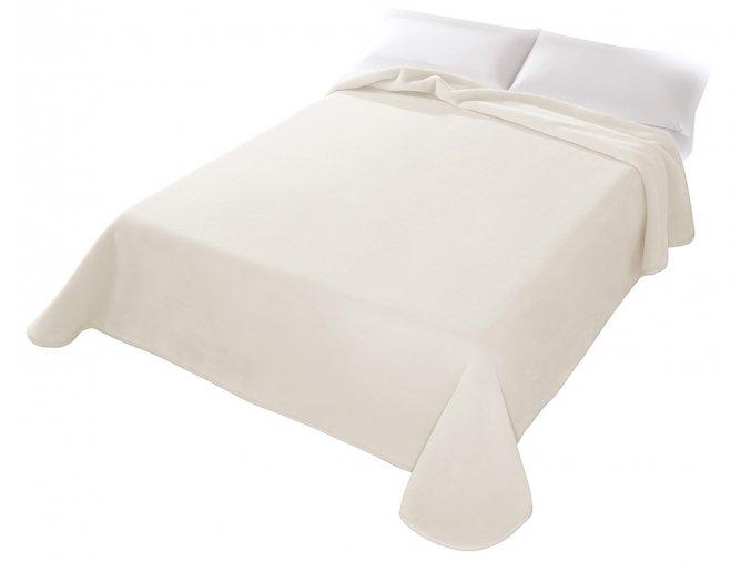 Španělská deka 001 - bílá (29), 160x220 cm