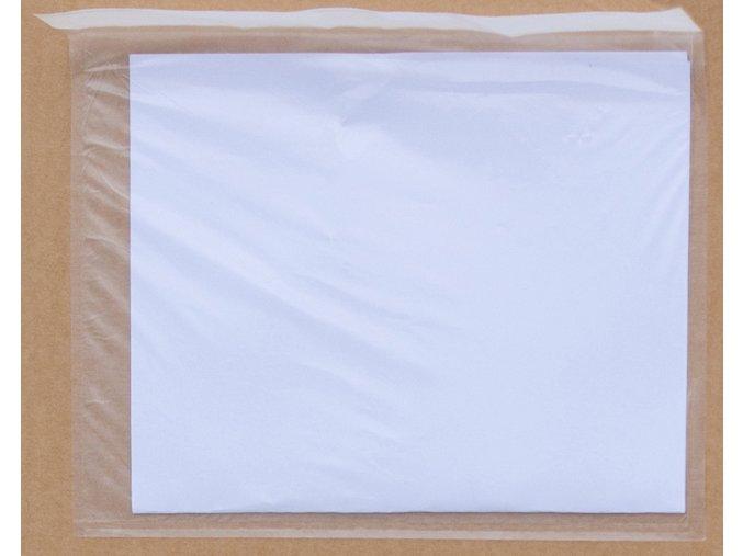 Transportní nalepovací obálky na balík C5 s krycí páskou 1000 ks