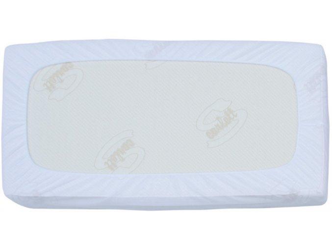 Matracový chránič na matraci 120 x 60 cm