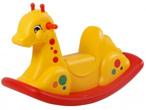Plastová houpačka Scarlett Žirafa