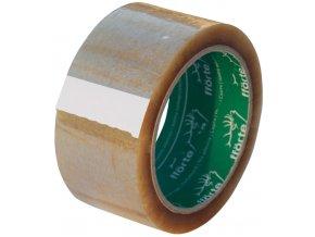 Lepicí páska SOLVENT transparentní 48 mm x 66 m