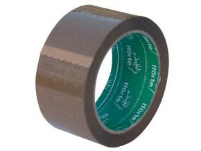 Lepicí páska AKRYL hnědá 48 mm x 66 m