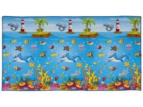 Scarlett dětský kobereček Mořský svět - 120 x 200 cm