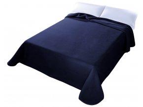 Španělská deka 001 - námořnická modrá (09), 220x240 cm