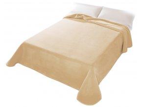 Španělská deka 001 - béžová (15), 220x240 cm