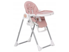 Jídelní židlička Scarlett Rosa - růžová