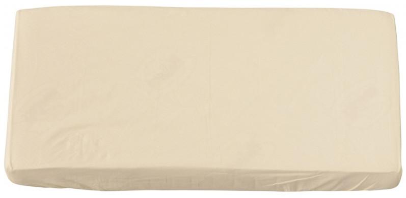 Scarlett, Prostěradlo do postýlky - Scarlett Blanka - béžová 120 x 60 cm