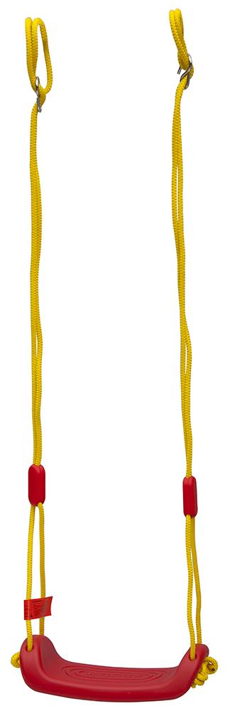 Scarlett, Plastová houpačka - červená