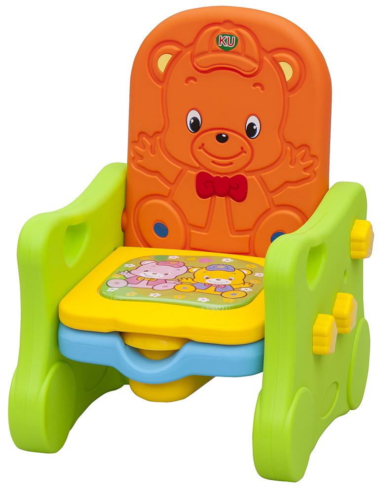 Scarlett, Plastový nočník/židlička Scarlett Méďa