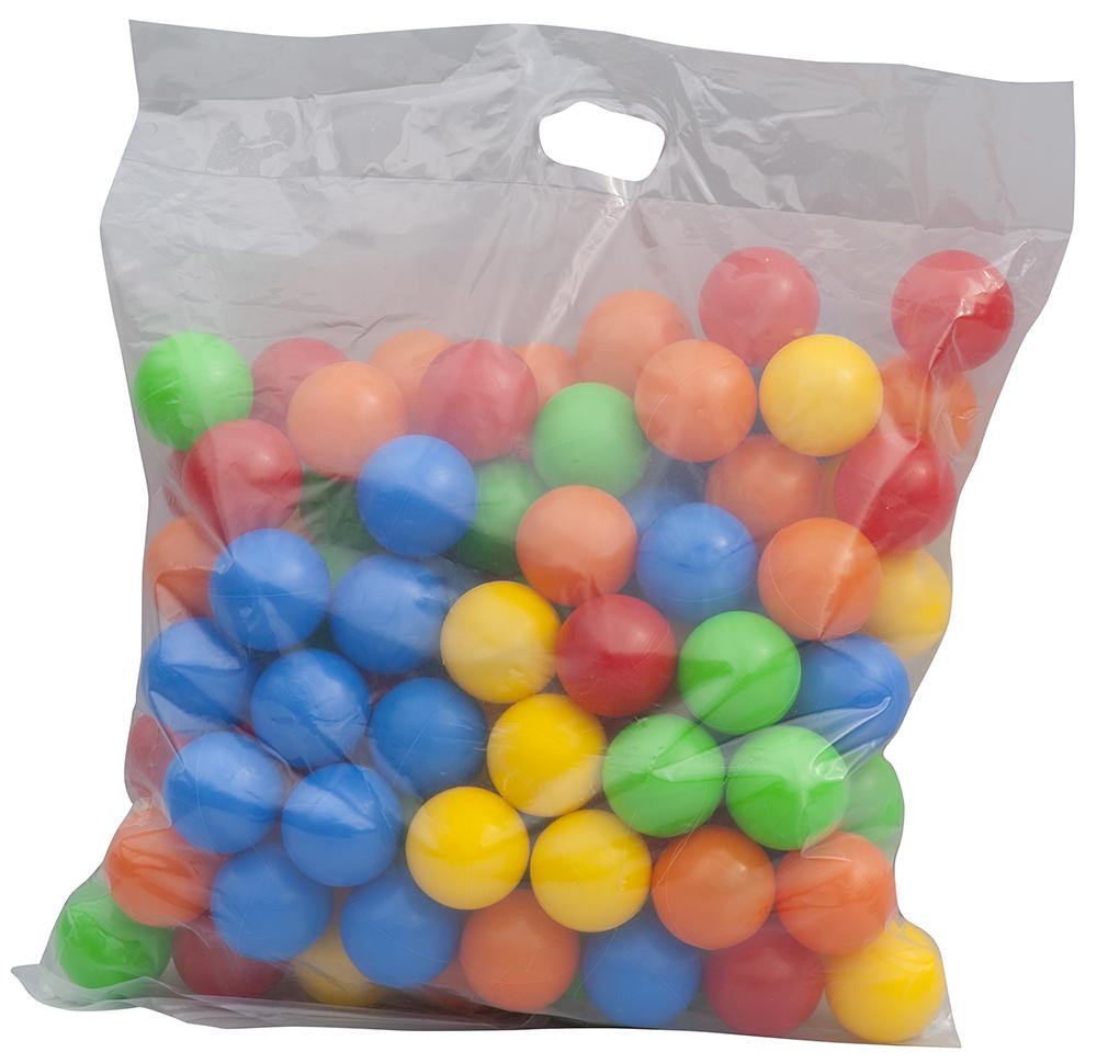 Plastové balónky 100 ks