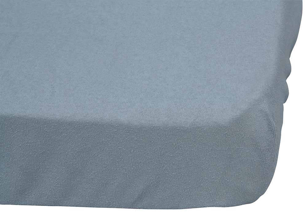 Scarlett, Prostěradlo nepropustné - Scarlett /120x60 cm/ - šedá
