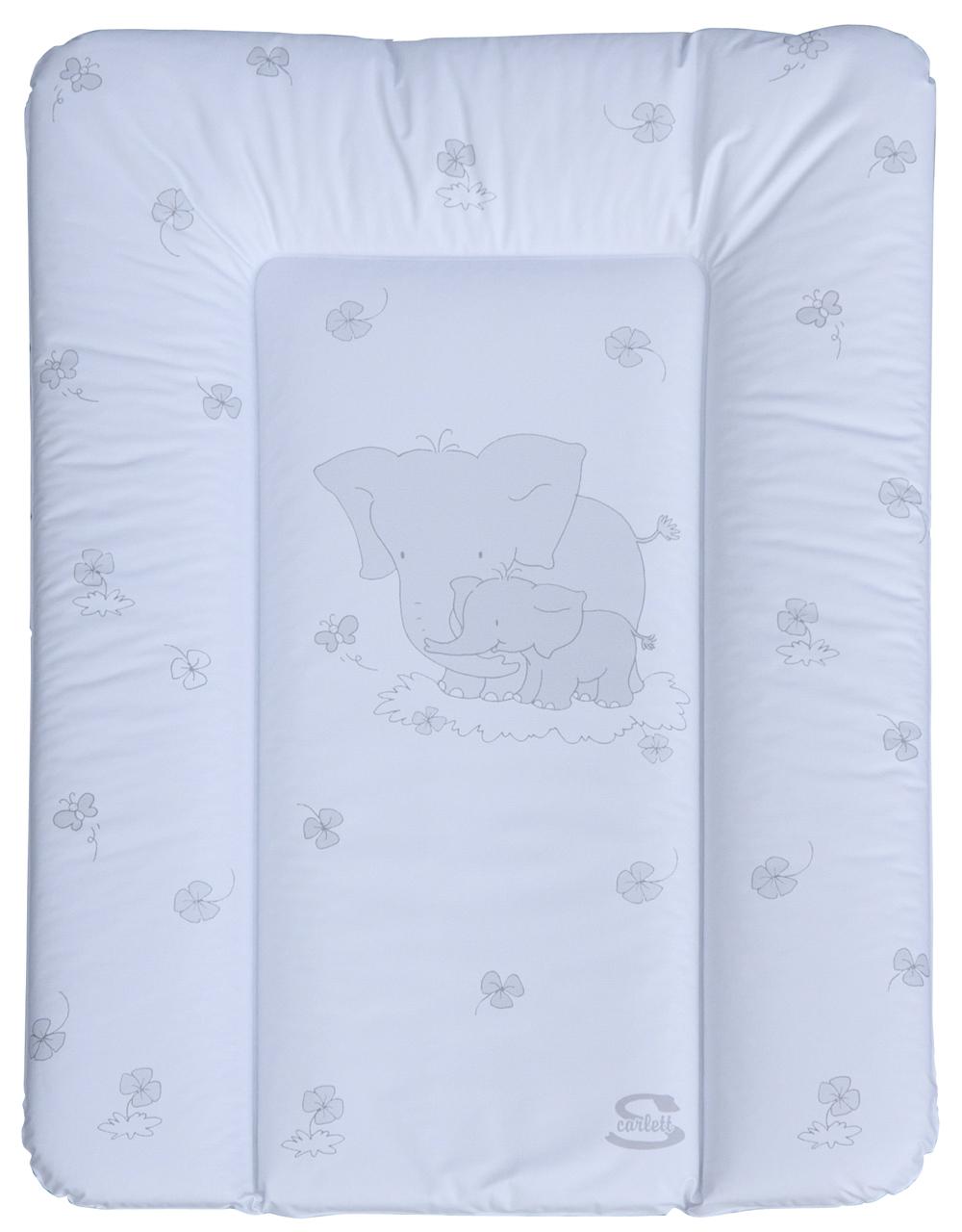 Podložka na komodu Scarlett Bimbo - bílá - 50 x 72 cm
