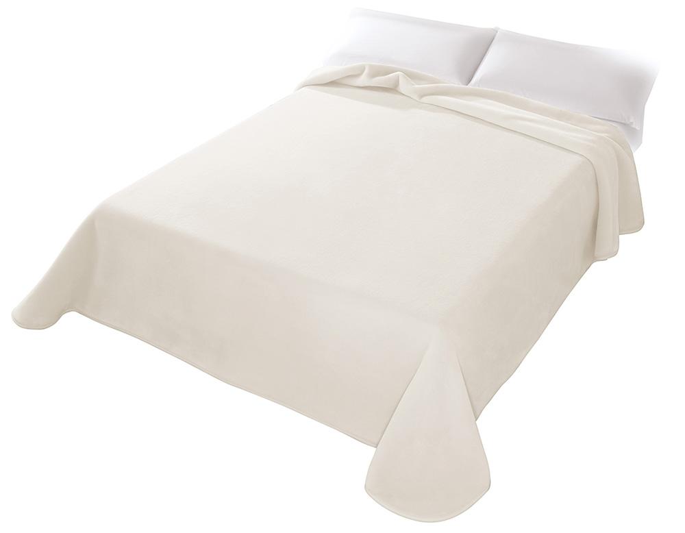 Španělská deka 001 - bílá (29), 220x240 cm Scarlett