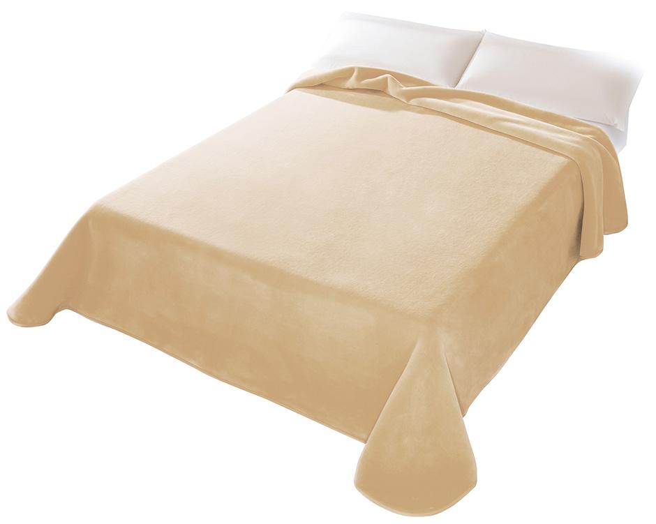 Španělská deka 001 - béžová (15), 220x240 cm Scarlett
