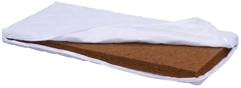 Scarlett, Kokosová matrace VIANA do postýlky (kokos) - Scarlett 120 x 60 x 6 cm