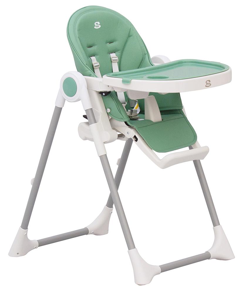 Scarlett, Jídelní židlička Scarlett Rosa - tyrkysová