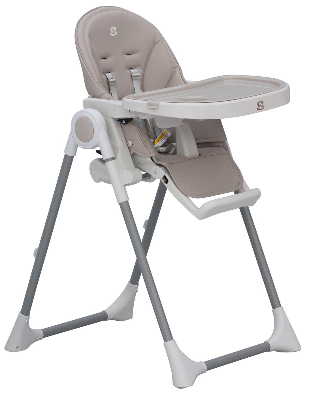Scarlett, Jídelní židlička Scarlett Rosa - béžová