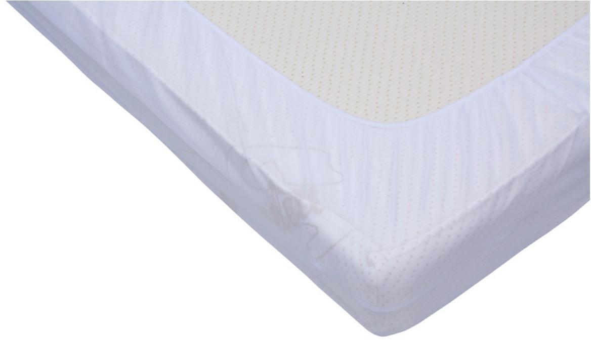 Scarlett, Matracový chránič na matraci do proutěného koše 86 x 46 cm