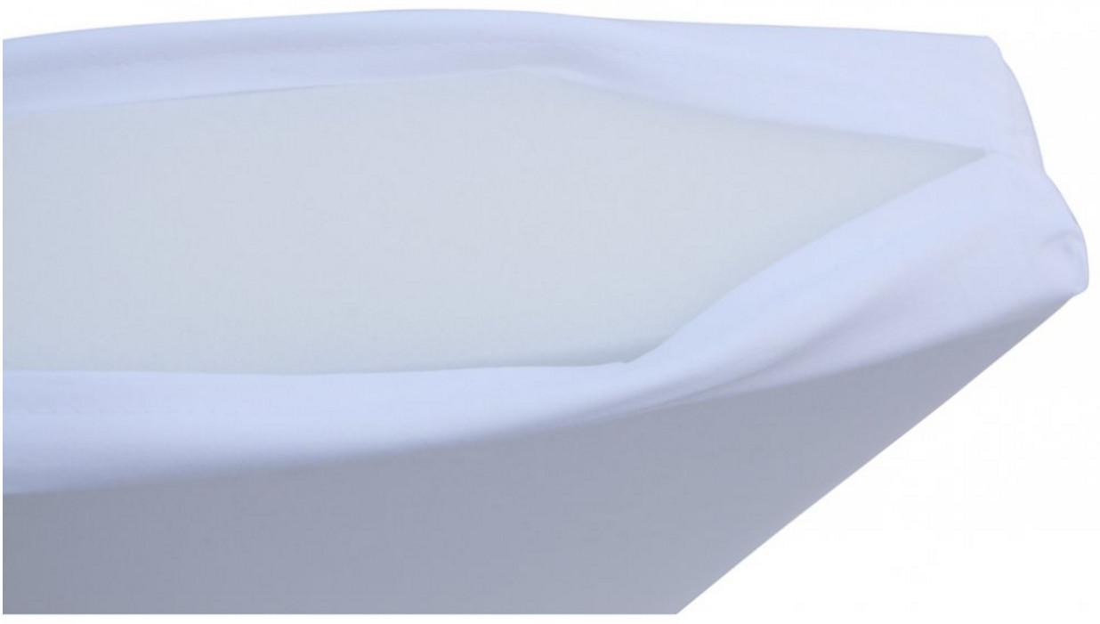 Scarlett, Molitanová matrace do postýlky - Scarlett LUX - 120 x 60 x 8 cm