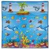 Scarlett dětský kobereček Mořský svět - 120 x 100 cm