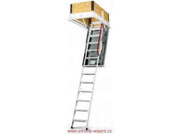 Půdní schody WIPPRO GM4 - ISOTEC