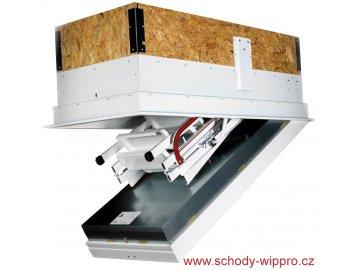 Půdní schody WIPPRO GM4 - ISOTEC 200