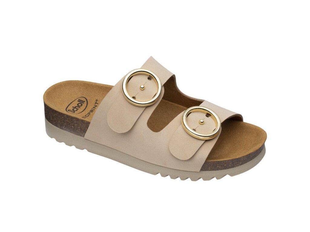 Scholl MALIBU' 2 STRAPS - dámské sandále (Velikost 36)