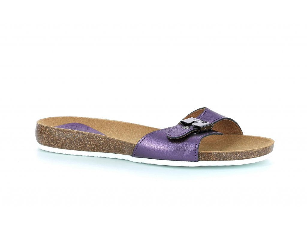 Scholl BAHAMAIS - dámské zdravotní  pantofle (Velikost 36)