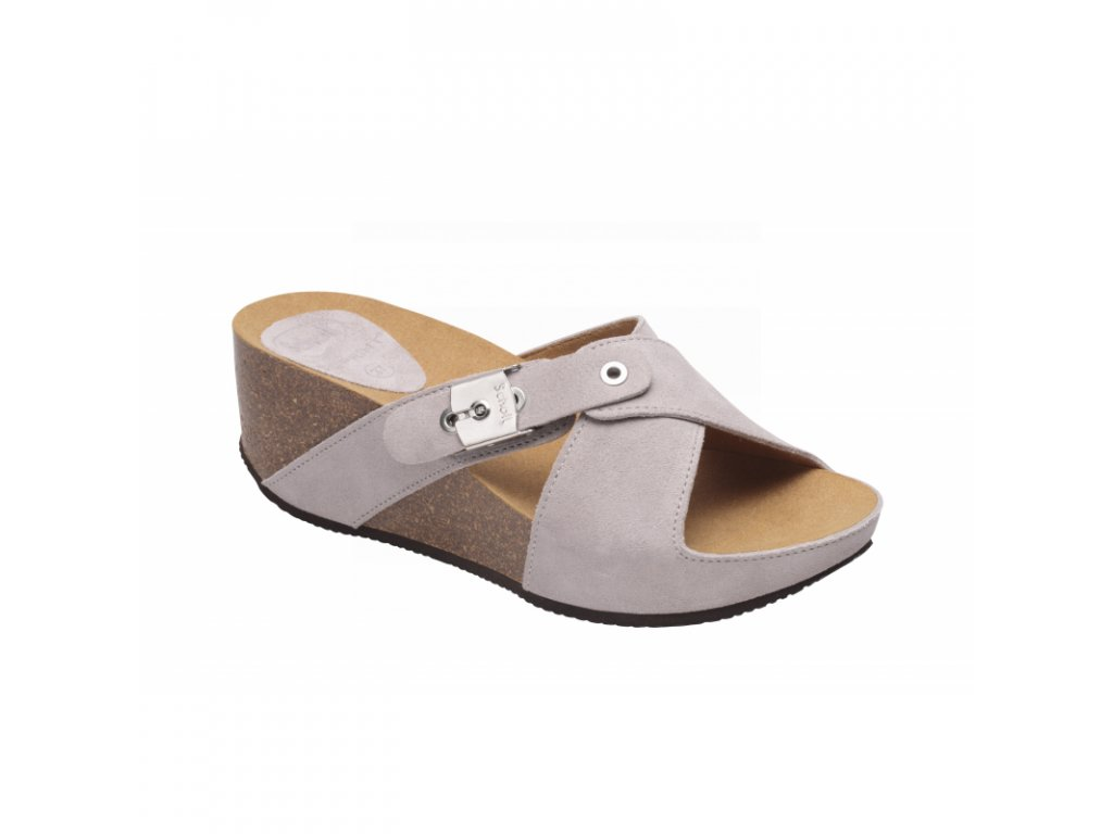 Scholl ELON - dámské pantofle (Velikost 37)