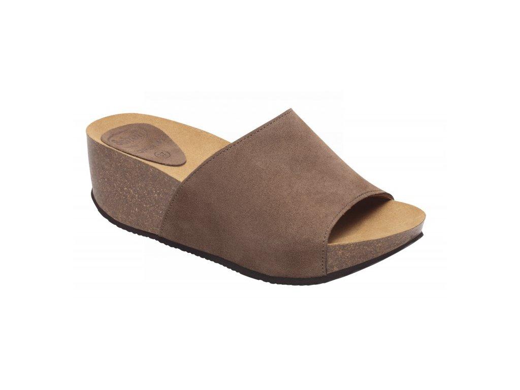 Scholl ENIGAN - dámské pantofle (Velikost 37)