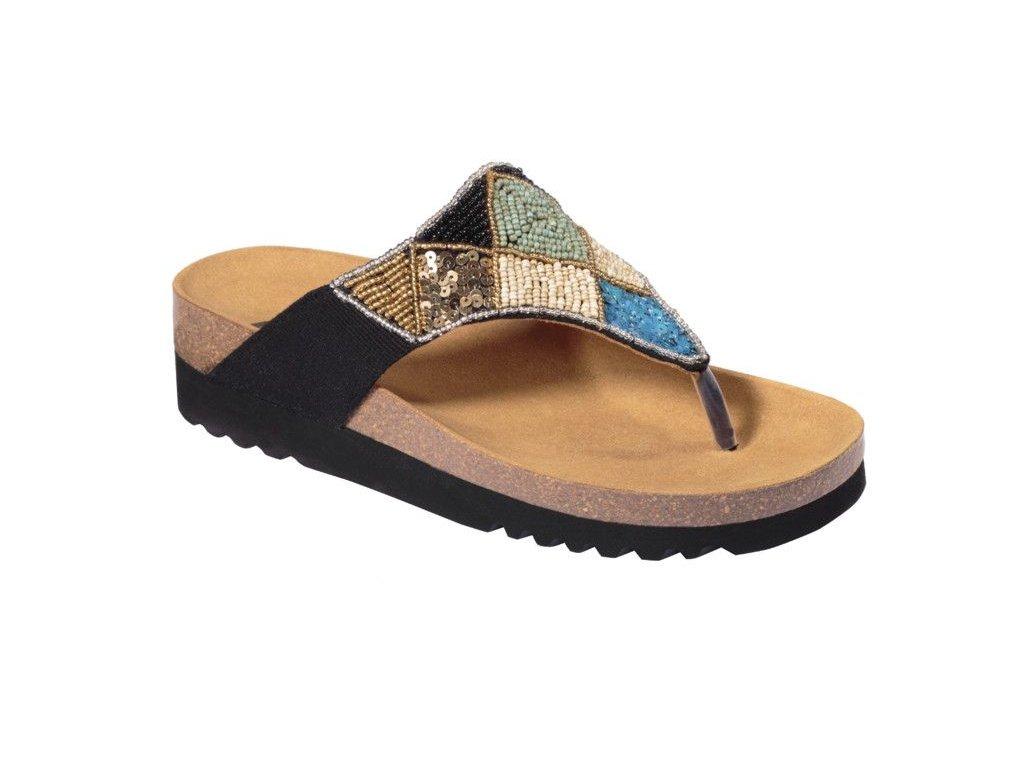 Scholl HAVANA dámské zdravotní pantofle (Velikost 38)