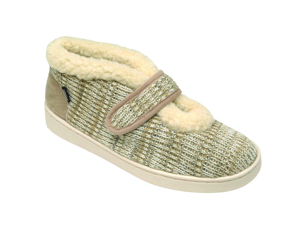 Scholl MACALE - dámská domácí obuv (Velikost 41)