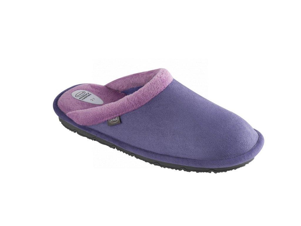 Scholl NEW BRIENNE - dámská domácí obuv (Velikost 40)
