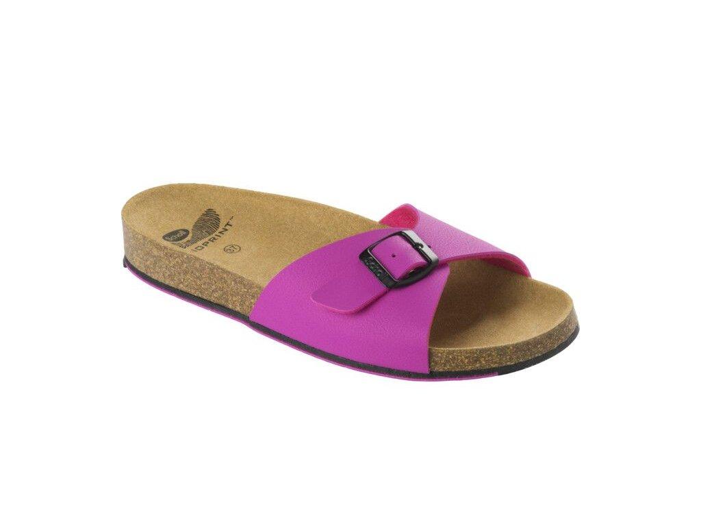 Scholl SPIKEY SS 4 - dámské zdravotní pantofle (Velikost 37)
