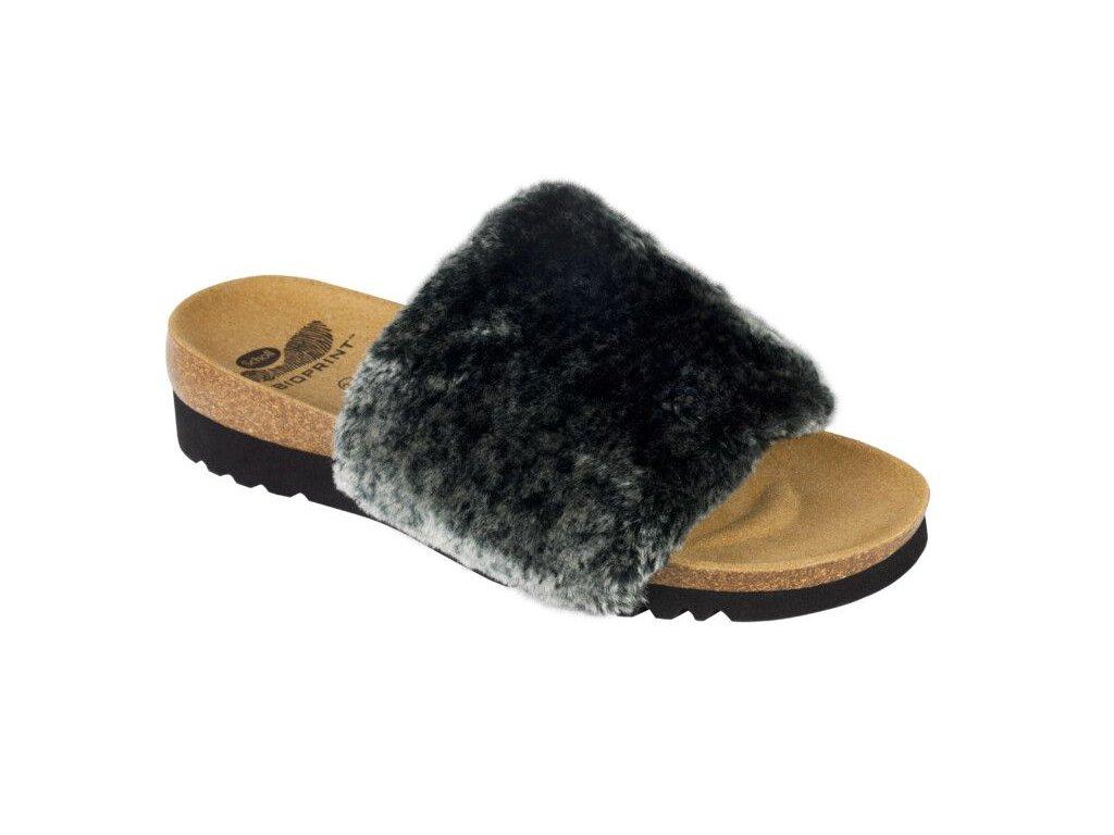 Scholl WILLOW dámská domácí obuv (Velikost 40)
