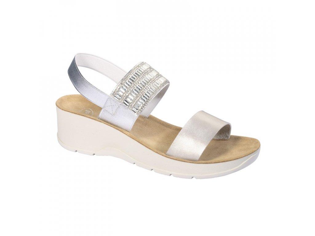 Scholl CRISTINA  -  dámské sandále (Velikost 37)