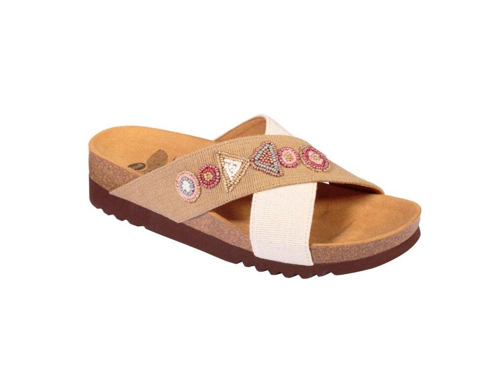 Scholl LA SERENA dámské zdravotní pantofle (Velikost 38)
