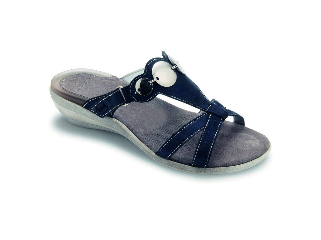 Scholl KYLEA - dámské módní pantofle (Velikost 38)