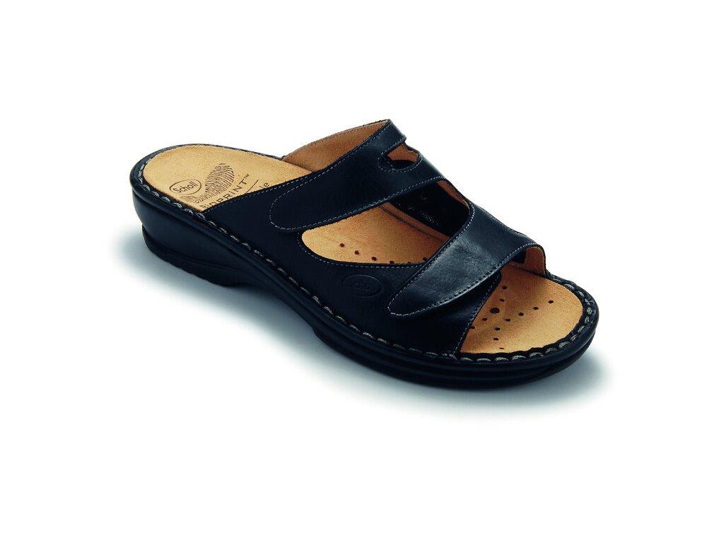 Scholl DORINA - dámské zdravotní pantofle (Velikost 40)