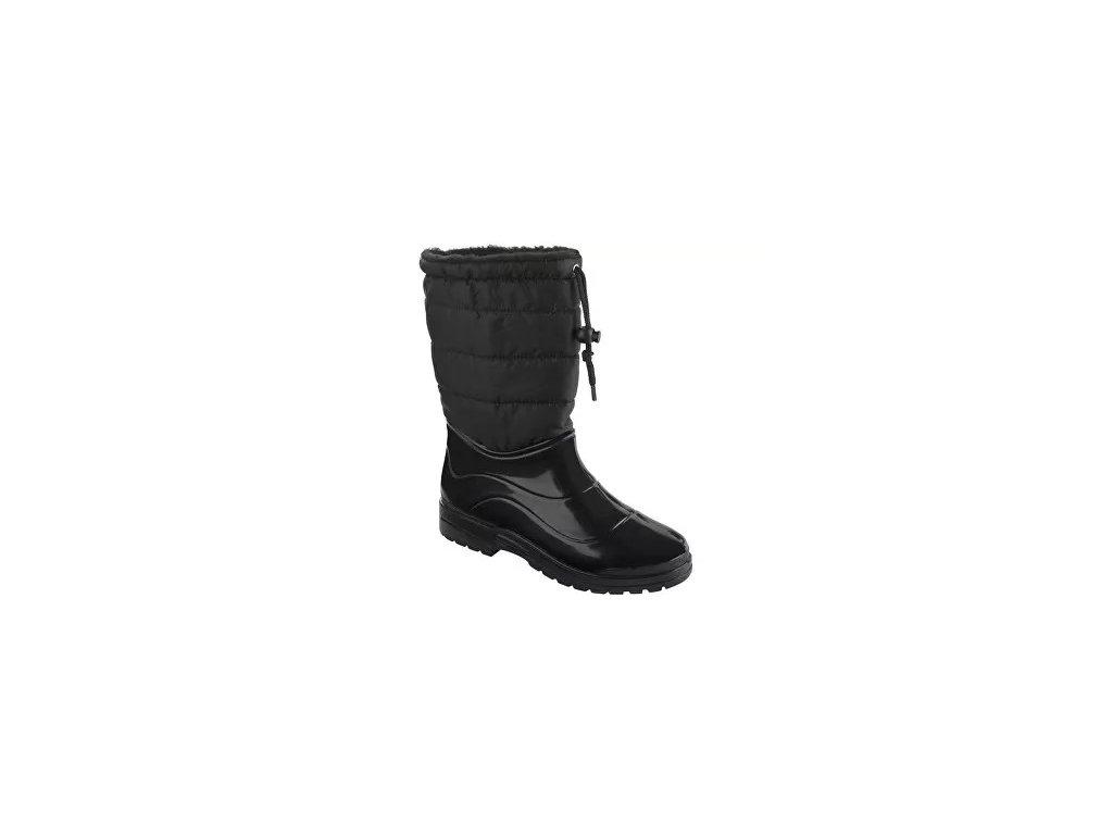 Scholl NEW VESTMANN - dámská zimní obuv (Velikost 39)